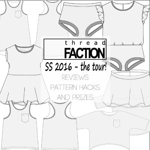 Graphic Thread Faction SS2016 Blog Tour