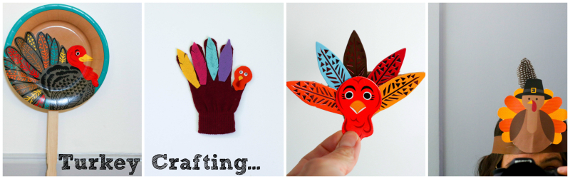 Turkey crafting