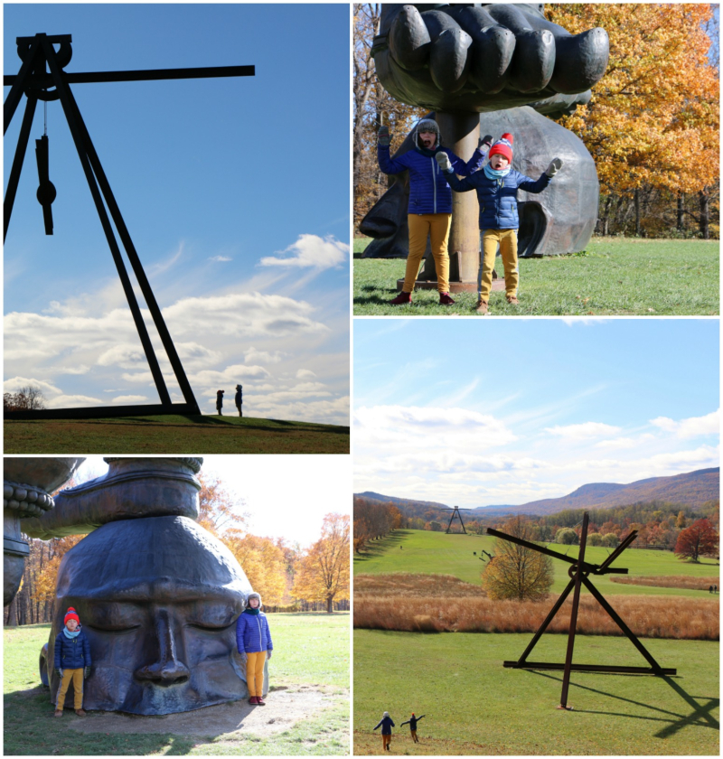 Storm king Collage